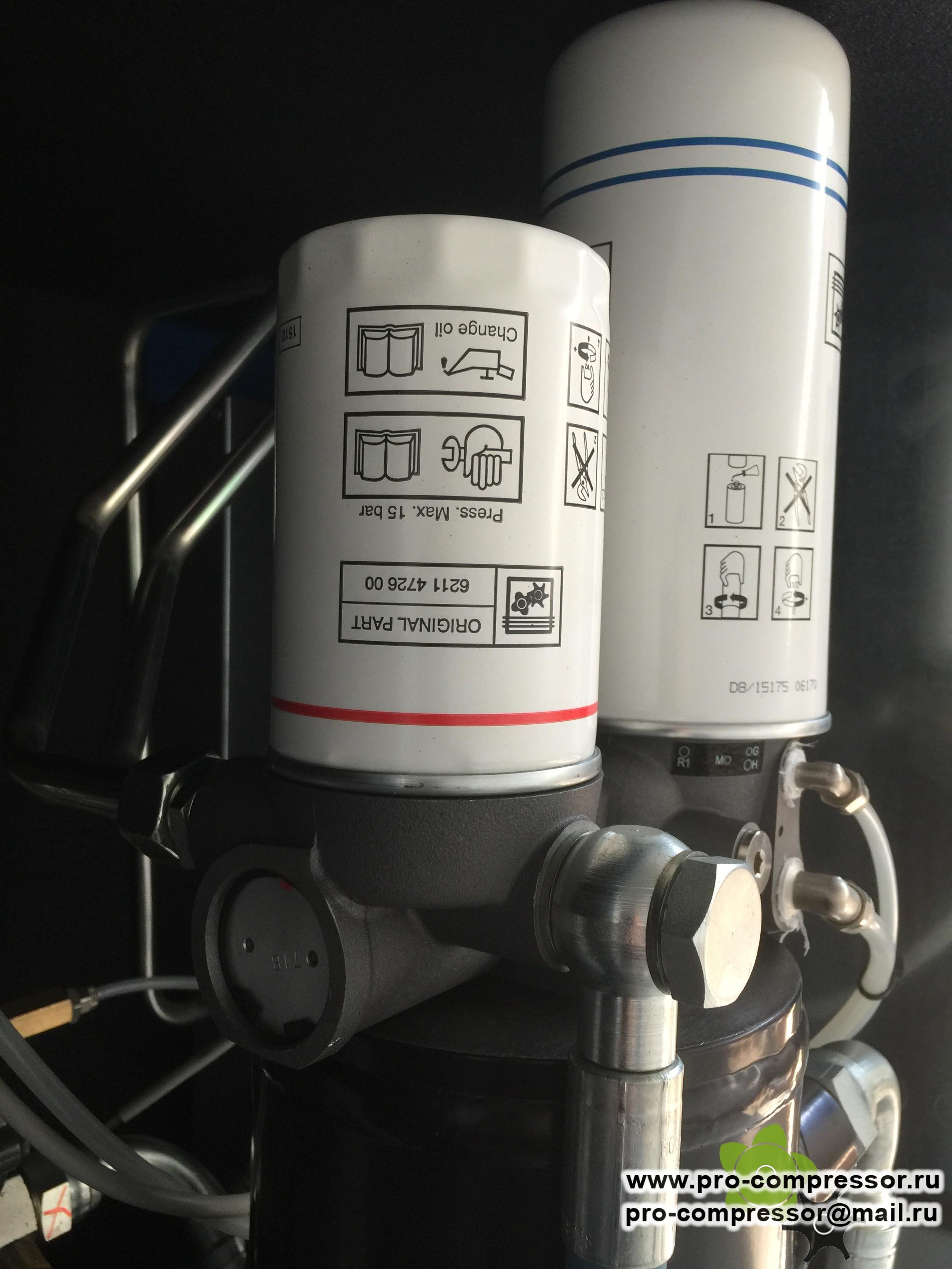 Термостат винтового компрессора