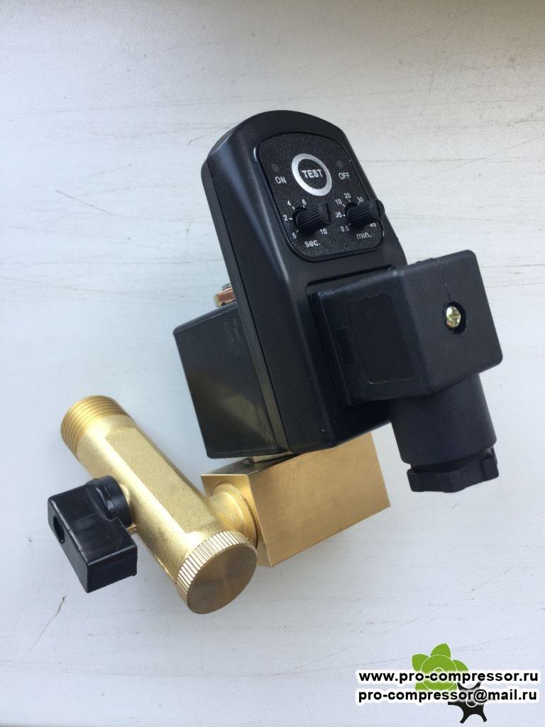 Конденсатоотводчик таймерный для RFD и KHD 31-250 и 680 (590-02-018 230V 50Hz 18) (E0244299 (C003294))