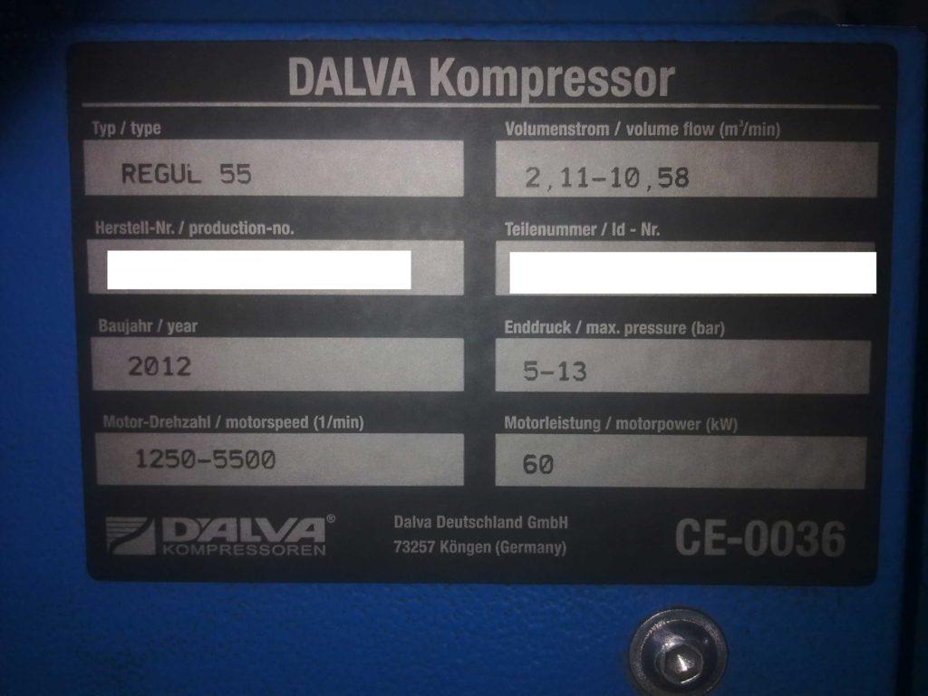 Запчасти Dalva