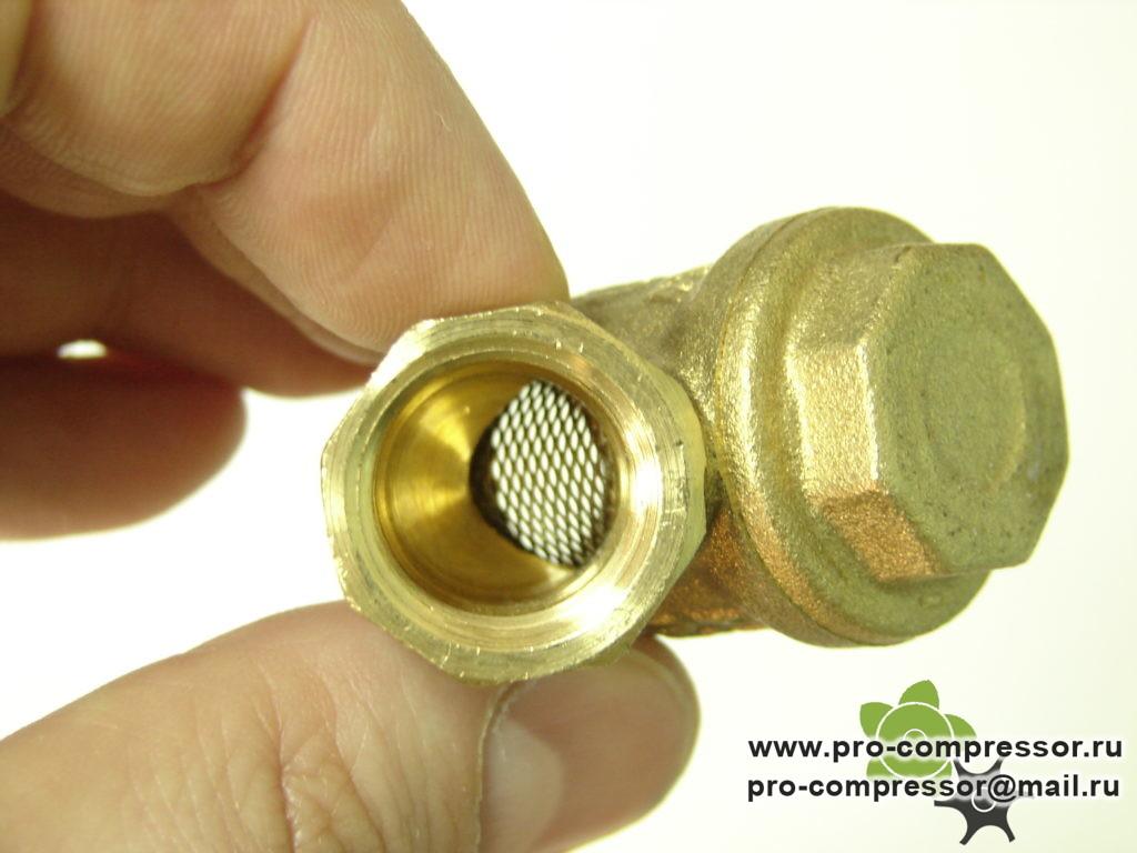 Дренажный клапан Abac 9618253, 8973036930