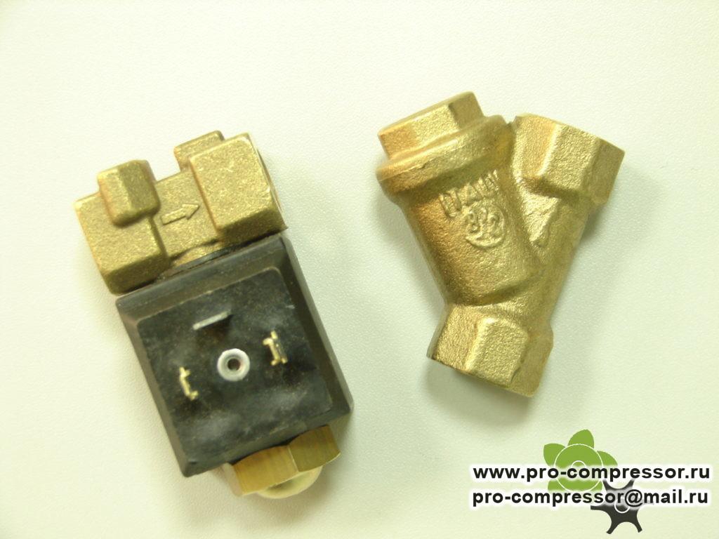 Дренажный клапан Abac 9618253 (8973036930)