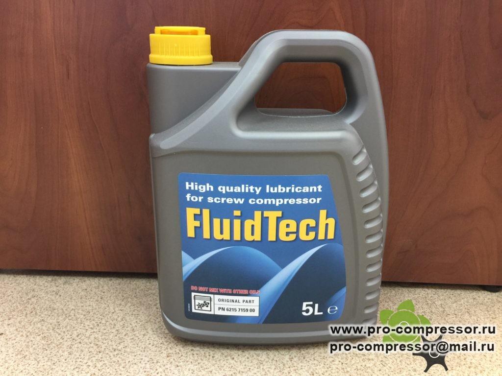 Масло компрессорное FluidTech 6215715900