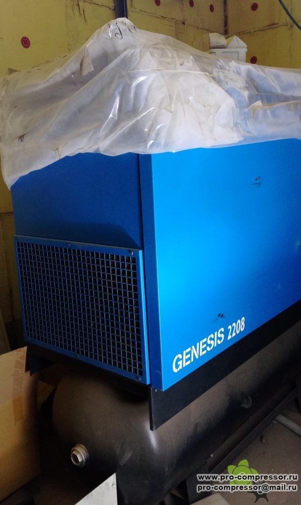 БУ компрессор Abac Genesis