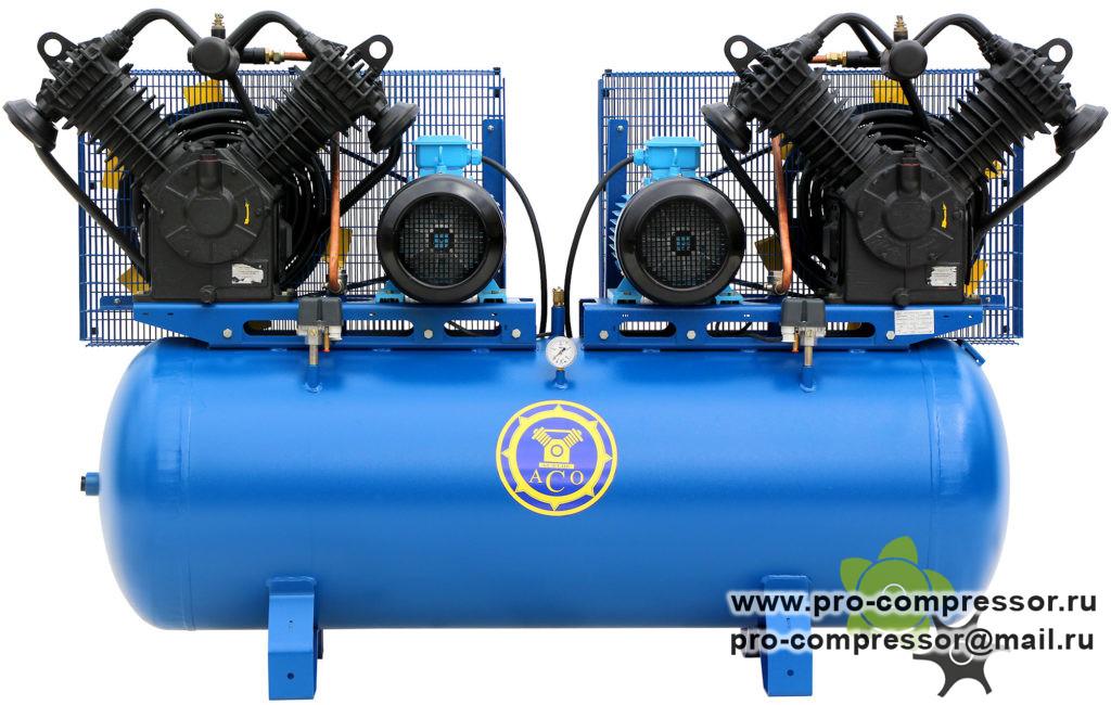 Поршневой компрессор К3М