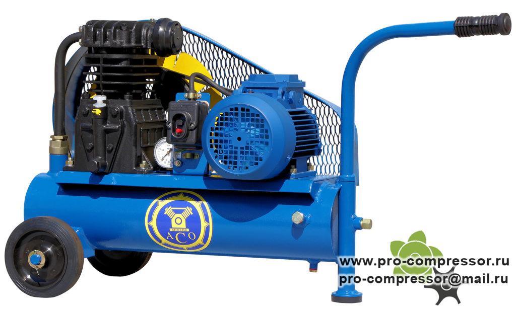 Поршневой компрессор С412М