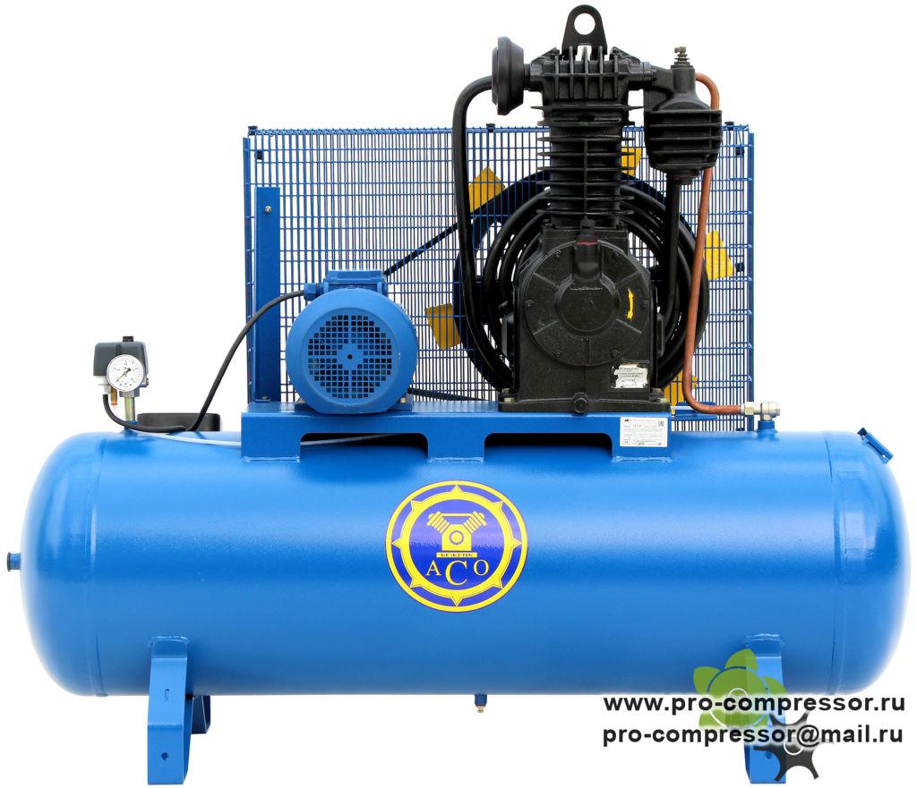 Поршневой компрессор С415М
