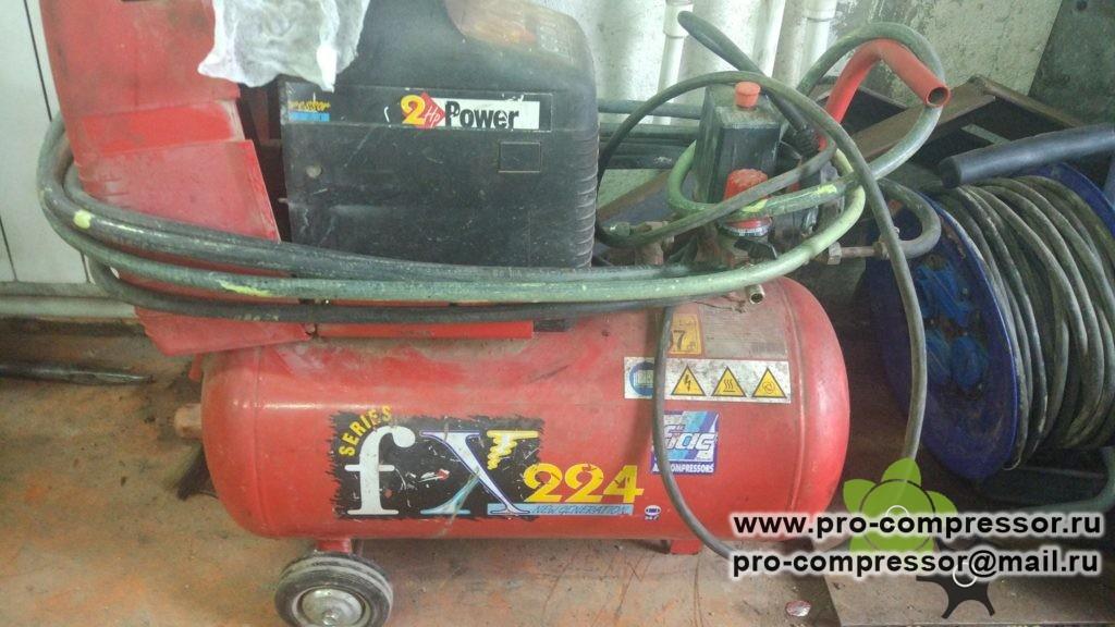 Поршневой компрессор Fiac New Generation FX224