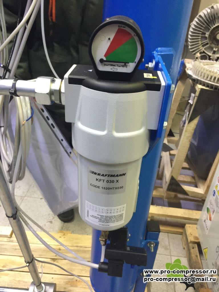 Магистральный фильтр Kraftmann KFT 030 X