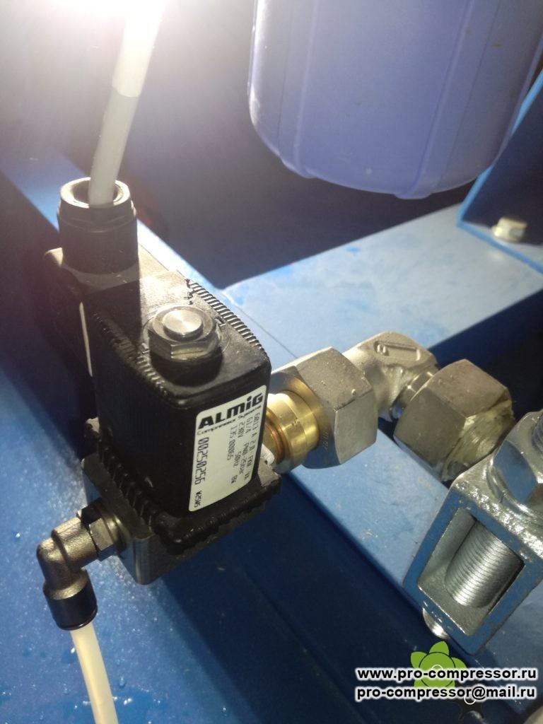 Дренажный клапан Almig 135.00065 / 13500065