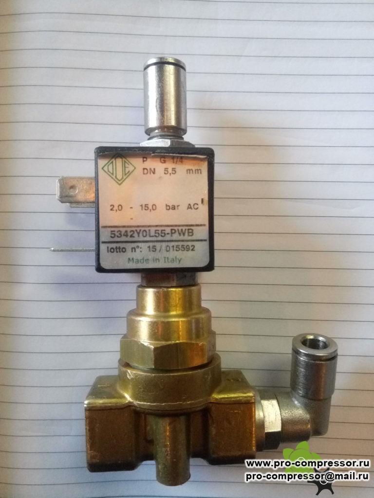 Клапан компрессора Comaro LB 11