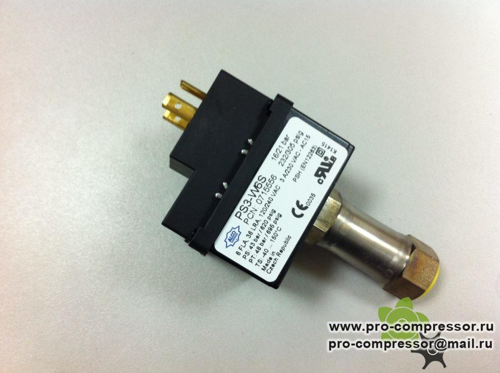 2202756205 датчик включения вентилятора PS3-W6S