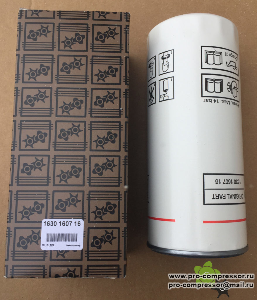 Масляный фильтр 1630160716, 1630-1607-16, 2205722070, 2205-7220-70