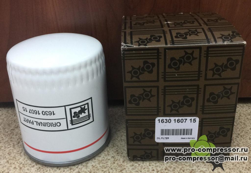 Масляный фильтр 1630-1607-15, 1630160715