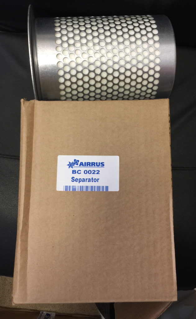 Сепаратор ВС0022 Airrus