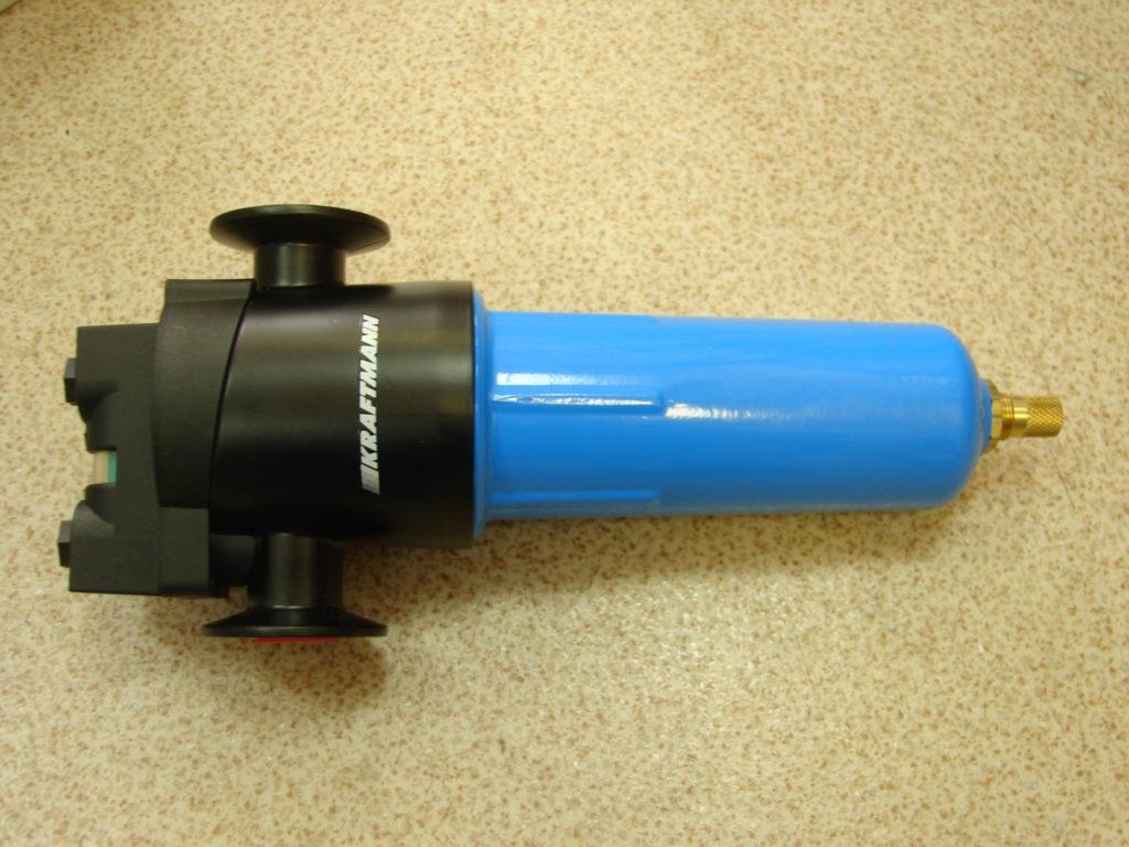 Фильтр сжатого воздуха Kraftmann