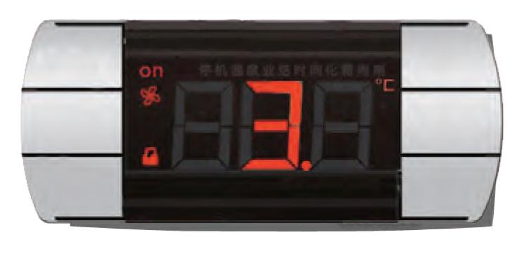 Дисплей контроллера осушителя Mark