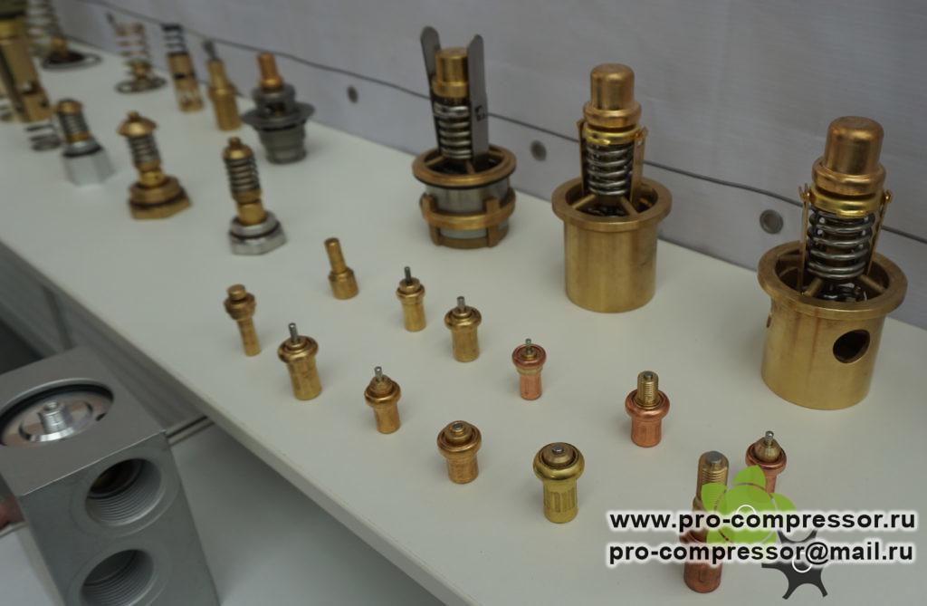 Термостаты для компрессора Rotair