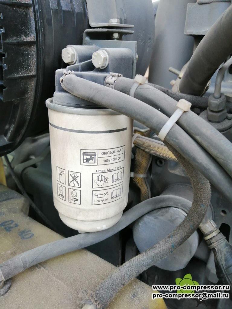 Топливный фильтр 1092100700
