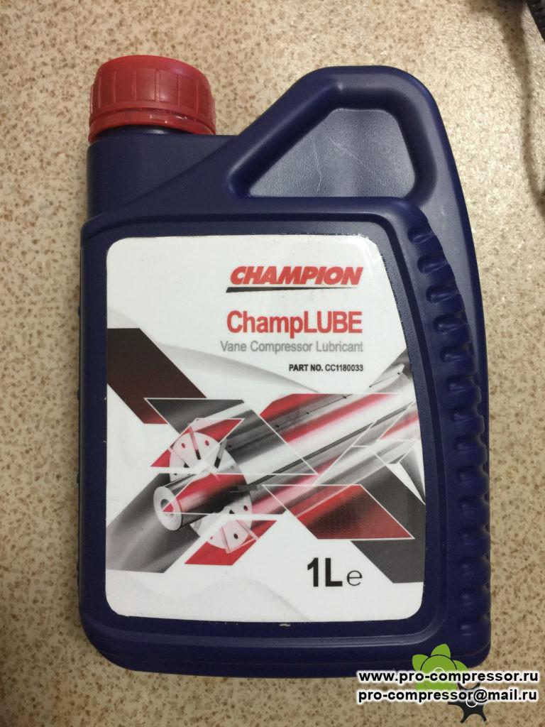 Масло Champion ChampLUBE парт номер CC1180033