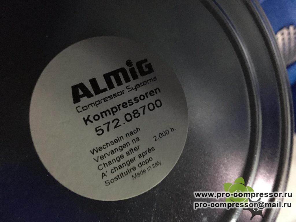 Воздушный фильтр 572.08700