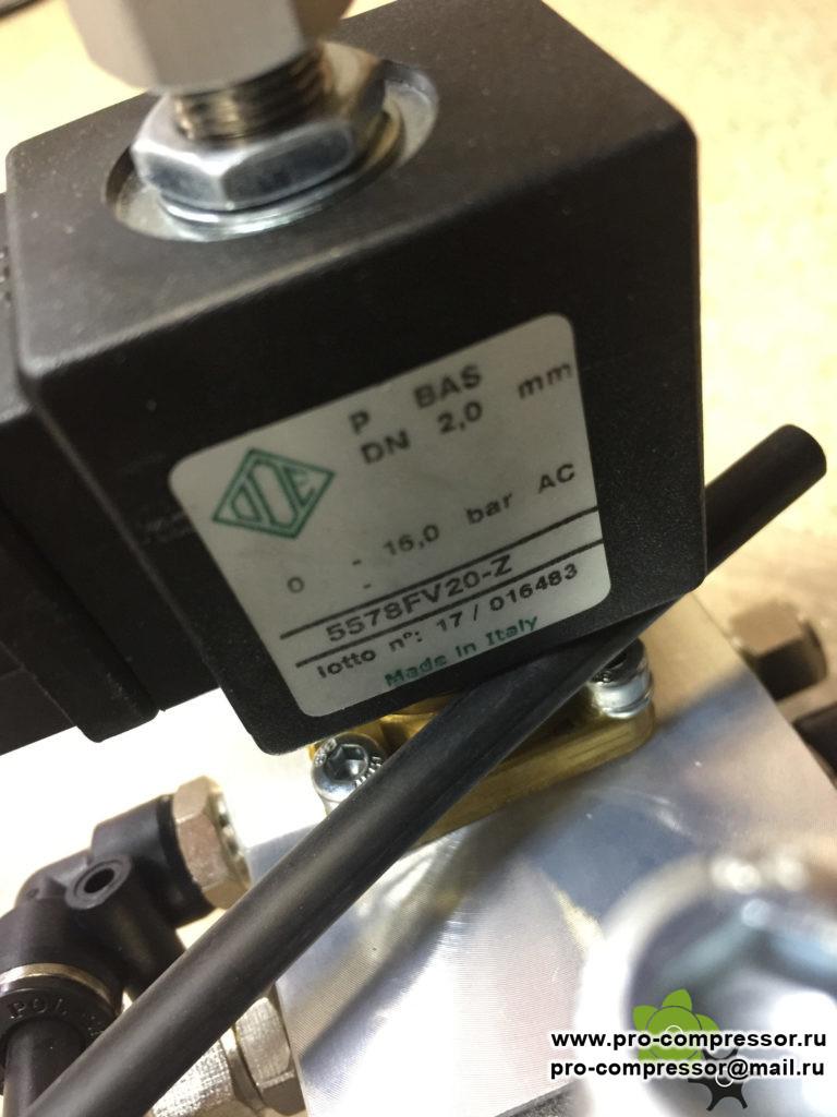Электромагнитный клапан ODE 5578FV20-Z
