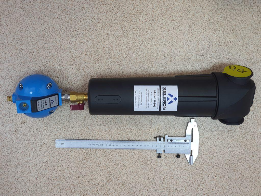 Фильтр сжатого воздуха Xeleron H-80E