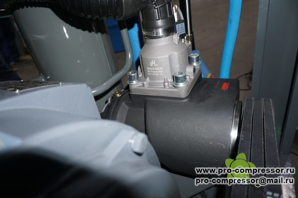 Всасывающий клапан JIV-50B-KS