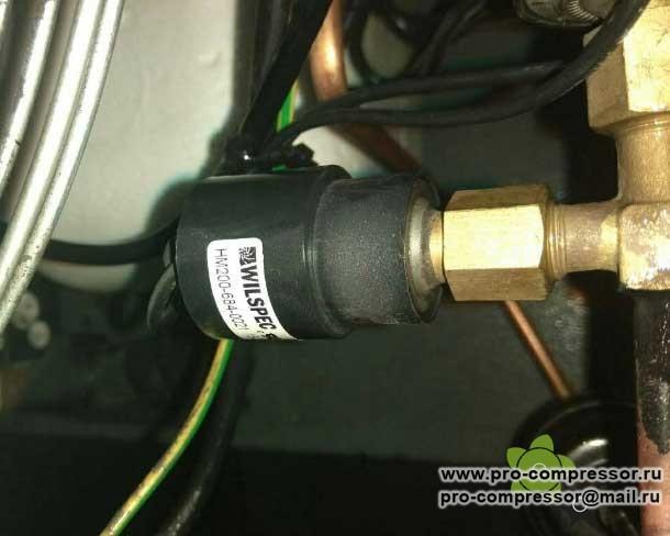 Датчик 200-684-0021 C0066183 11-05-E HM10611C0 DBK 25 bar mah WILSPEC