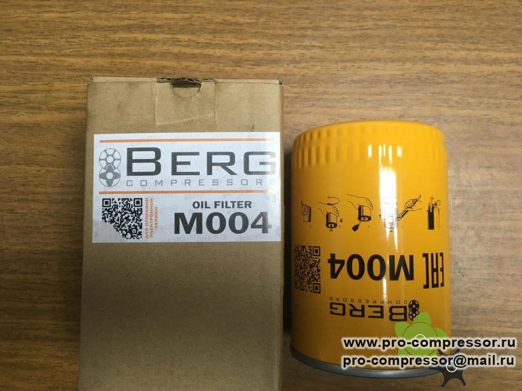 Масляный фильтр М004