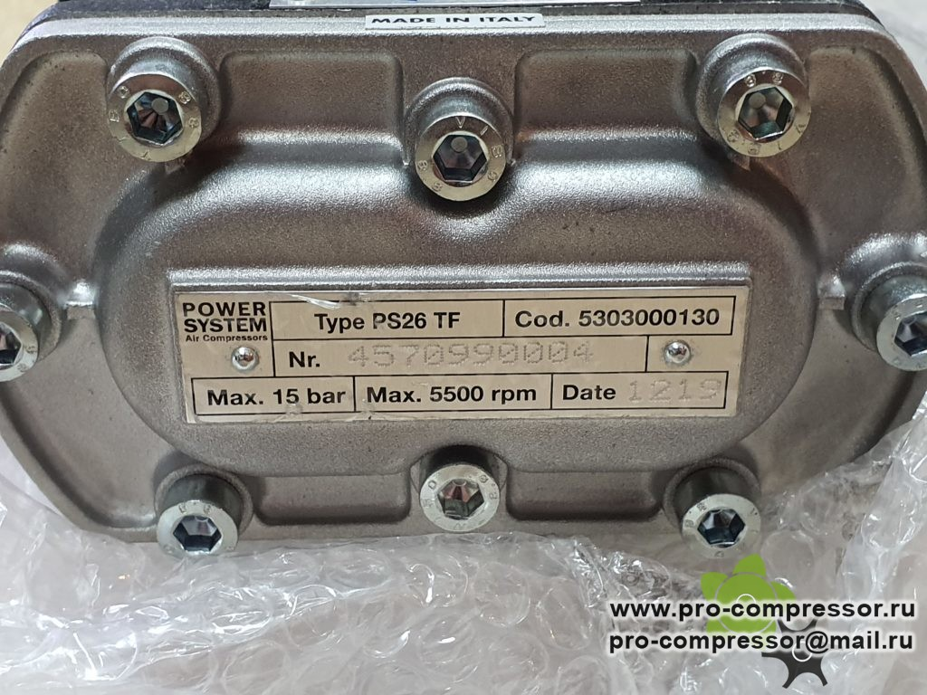 Винтовая пара FS26, PS26 TF, 5303000140