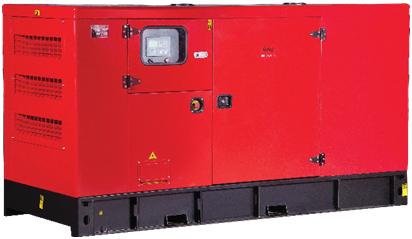 Дизельные генераторы Fubag DSI
