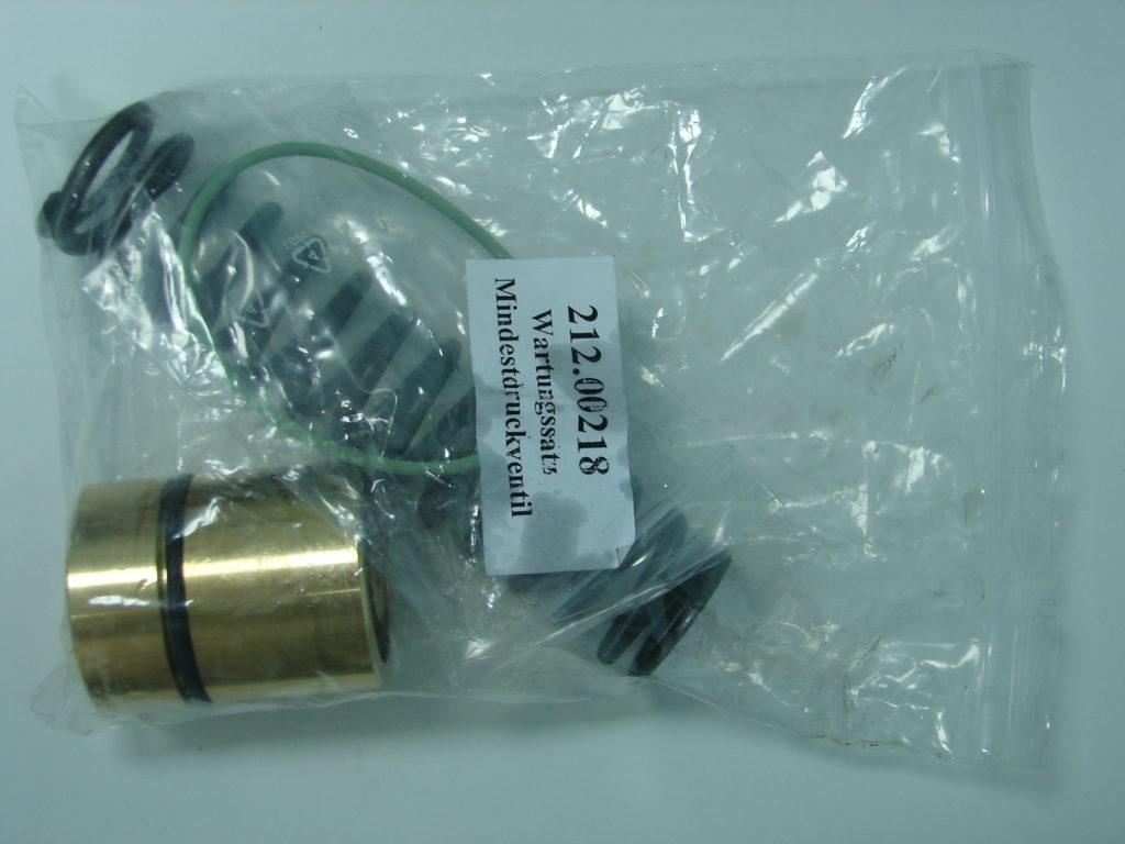 Ремкомплект клапана миним. давления для ALLEGRO 100, ALLEGRO 115 212.00218_ALM