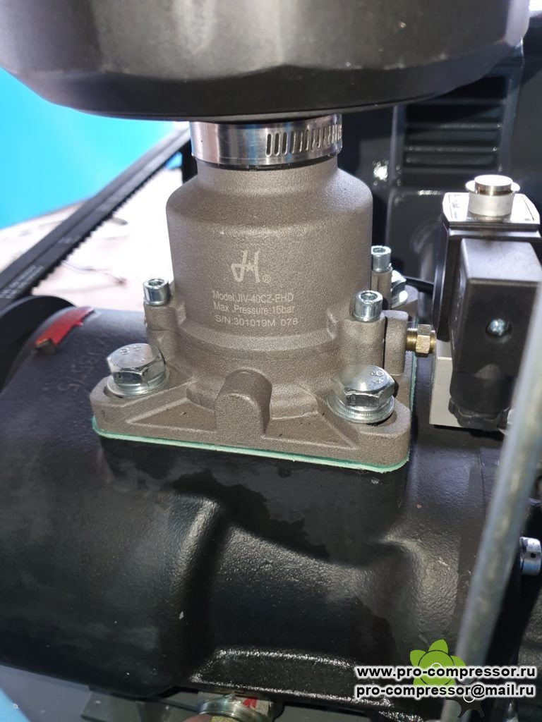 Всасывающий клапан JIV-40CZ-EHD