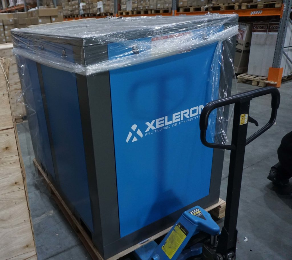 Винтовые компрессоры Xeleron ZA