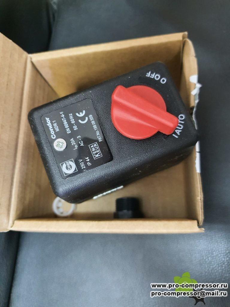 Реле давления MDR-1 4 3/8 1/4 250 20 11 FL R 2236106647 (9063048)