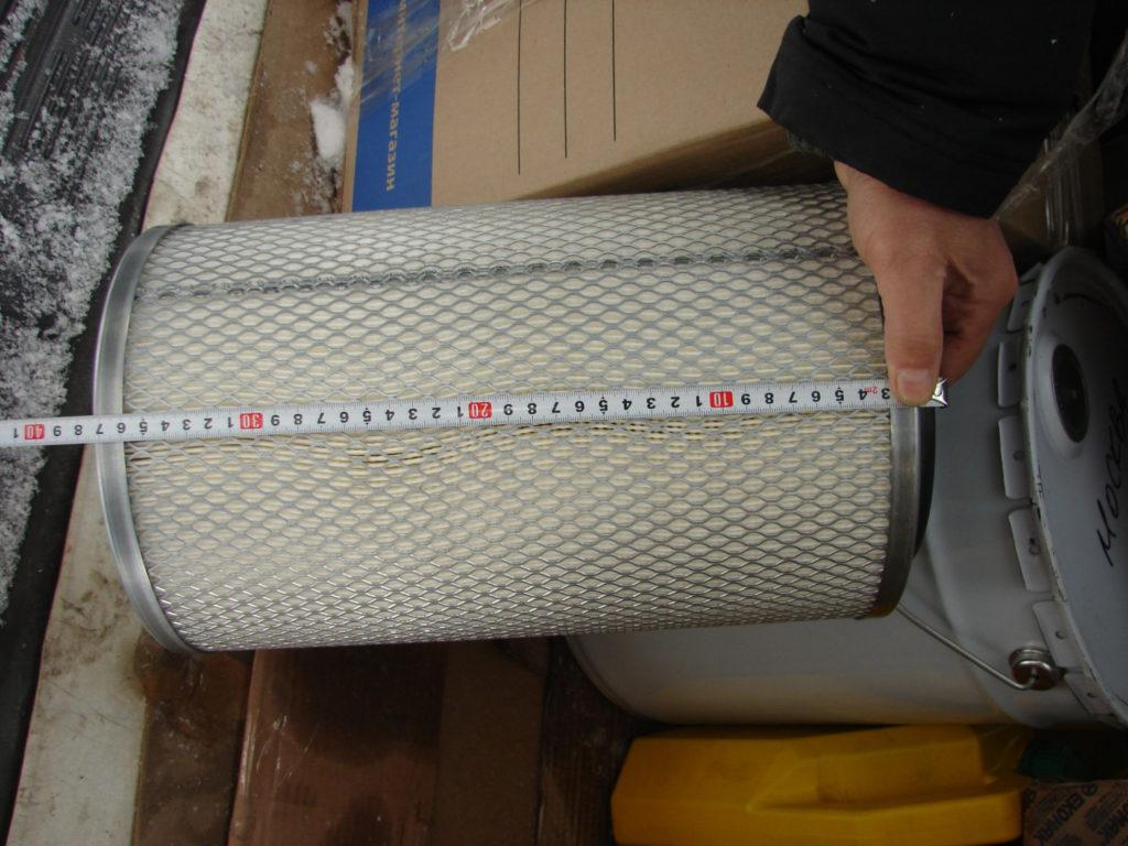 Фильтр воздушный 2205721700, 2205721750, MKN000978 для Ekomak EKO 110