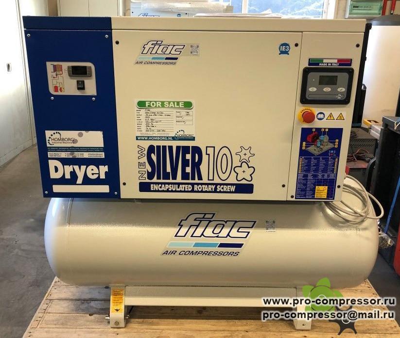 Фильтры для компрессора Fiac NS5-10 C3 Newsilver D7.5-300 4102002182