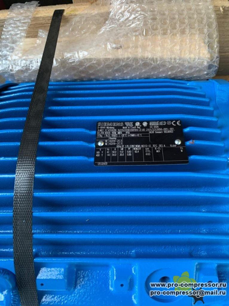 Электродвигатель Almig Lento 30 квт, 131.02430