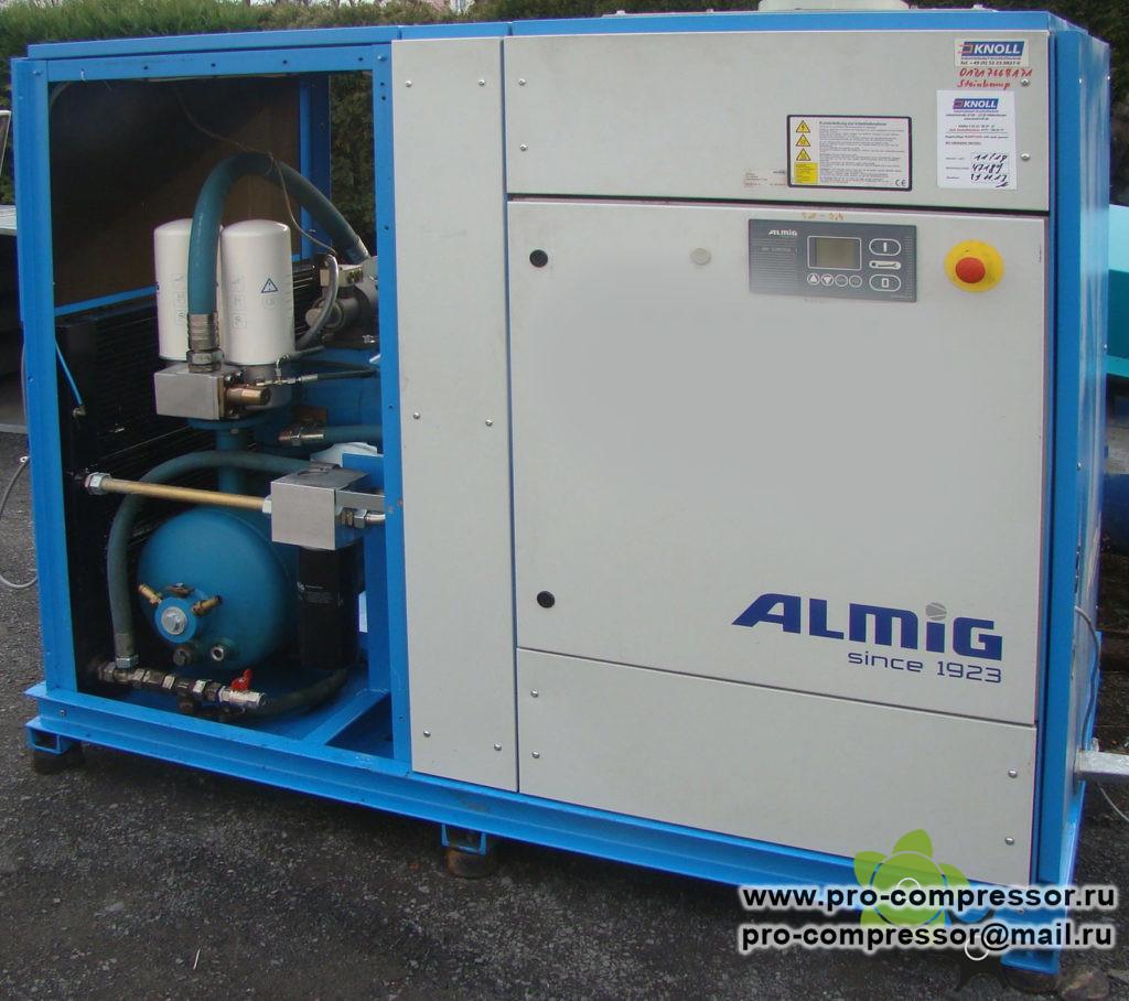 Расходные материалы для винтового компрессора ALMIG GEAR 75