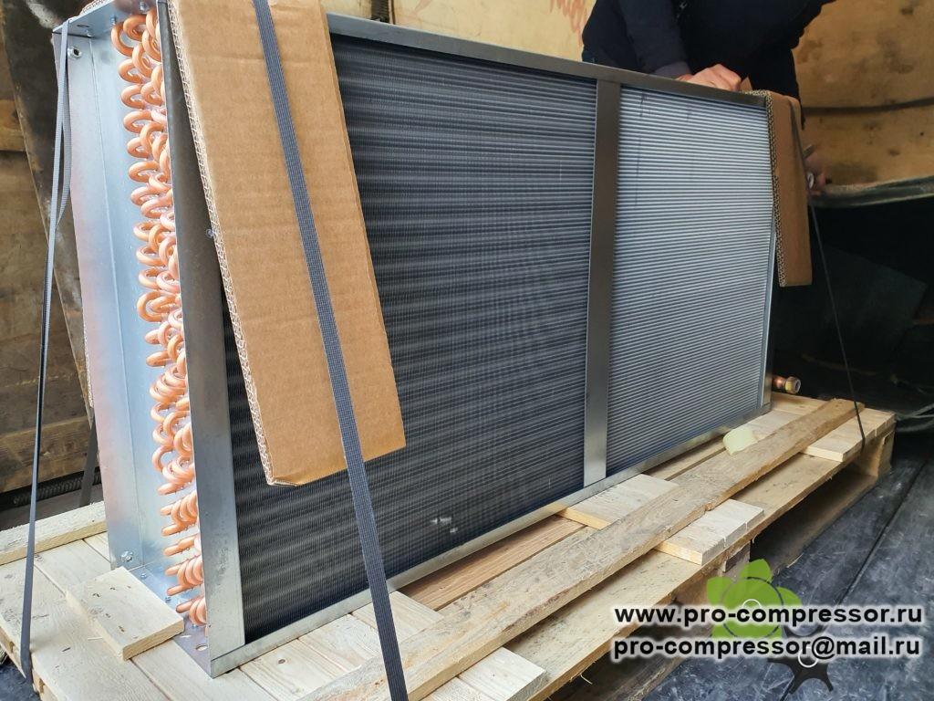 Радиатор компрессора Almig Lento 30