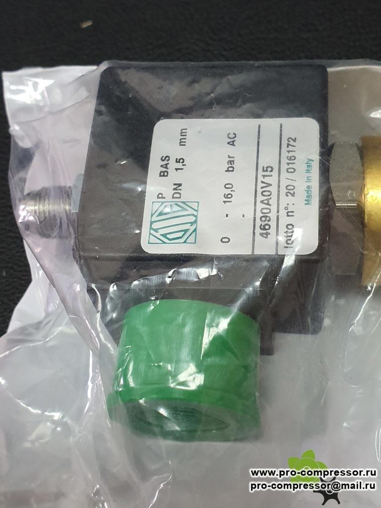 4690a0v15 клапан электромагнитный