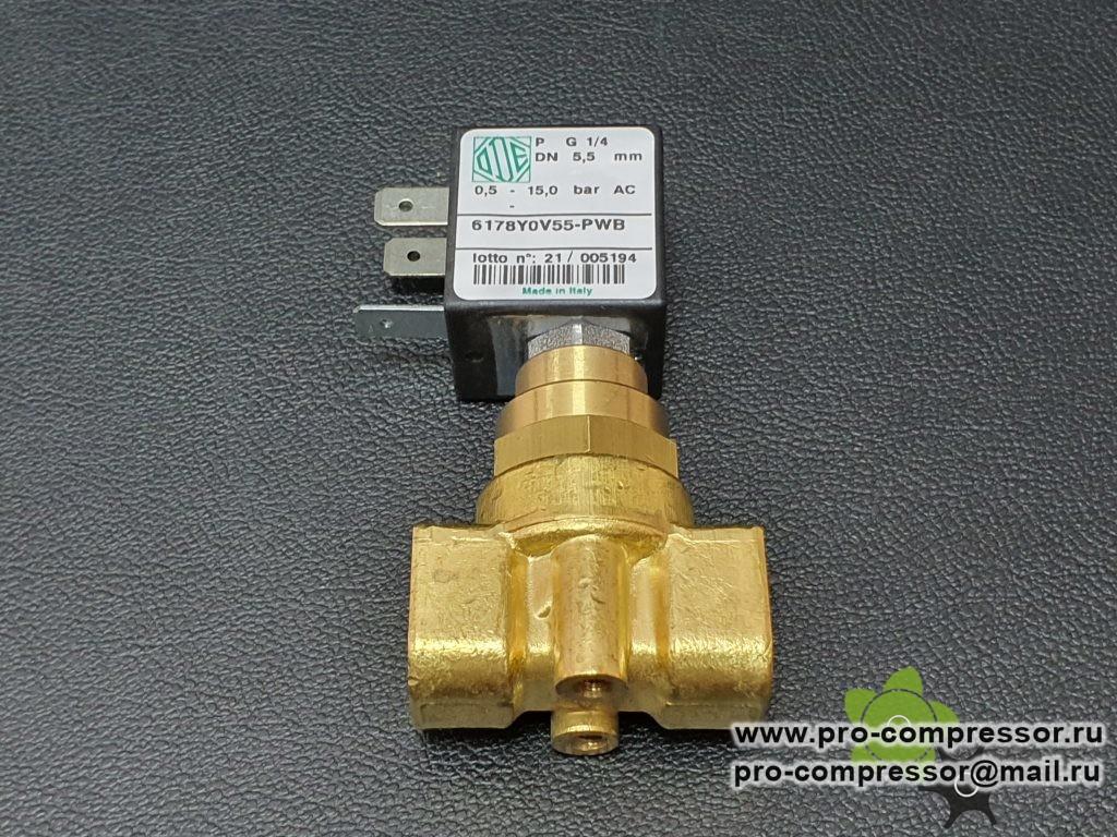 Электромагнитный клапан Fini 008195010