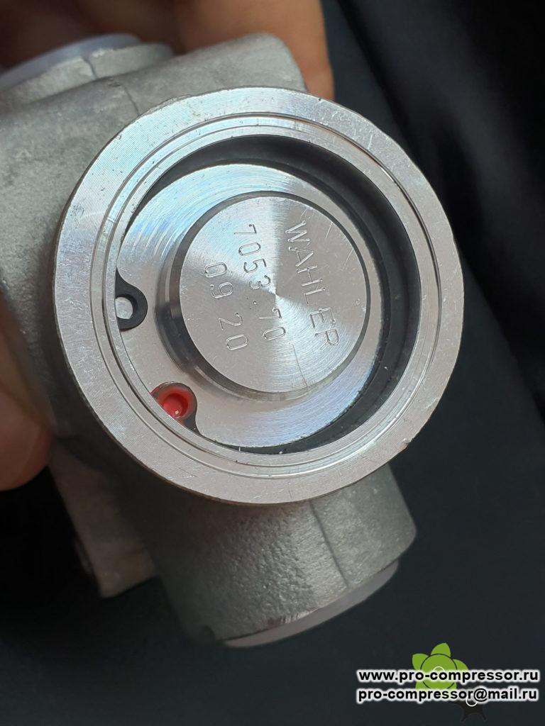 Корпус термостата с вкладышем MCM0197 для компрессора Airpol